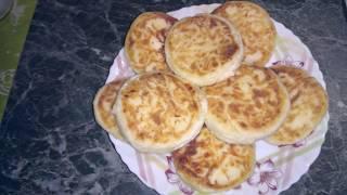 Рецепт Сырники из творога//Просто, быстро и вкусно