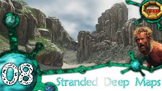 Stranded Deep Map Making [08] - Monuriki - The Island from Castaway Part 2 [1080p]
