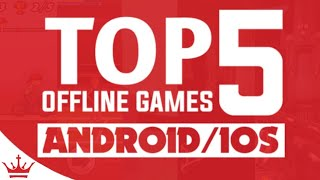 Top 5 best games under 50mb (offline games) [ANDROID/iOS]