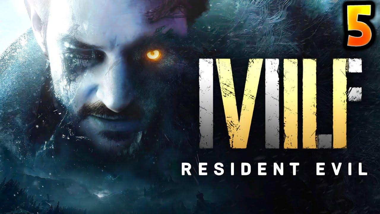 BÉBÉ EN KIT !!! -Resident Evil 8 : Village- Ep.5 avec Bob Lennon
