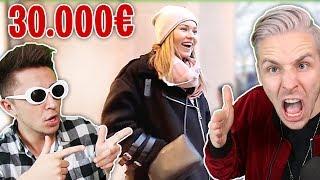 30.000 € für ein FKN OUTFIT | WIE viel Euro ist dein OUTFIT WERT REAKTION