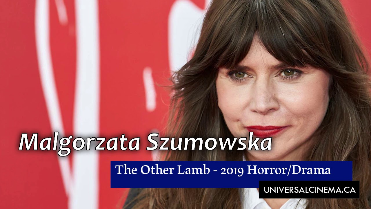 Szumowska And Making Of The Other Lamb