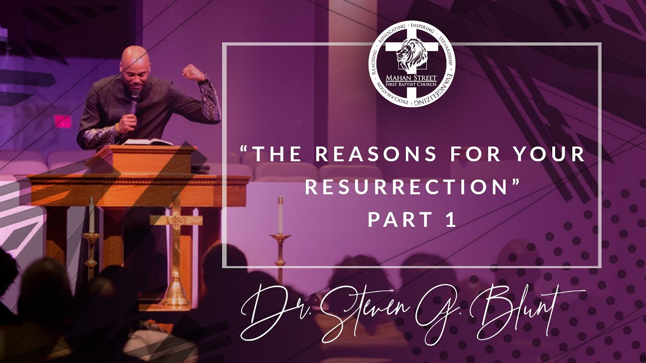 """Download """"The Reasons For Your Resurrection"""" Part 1"""