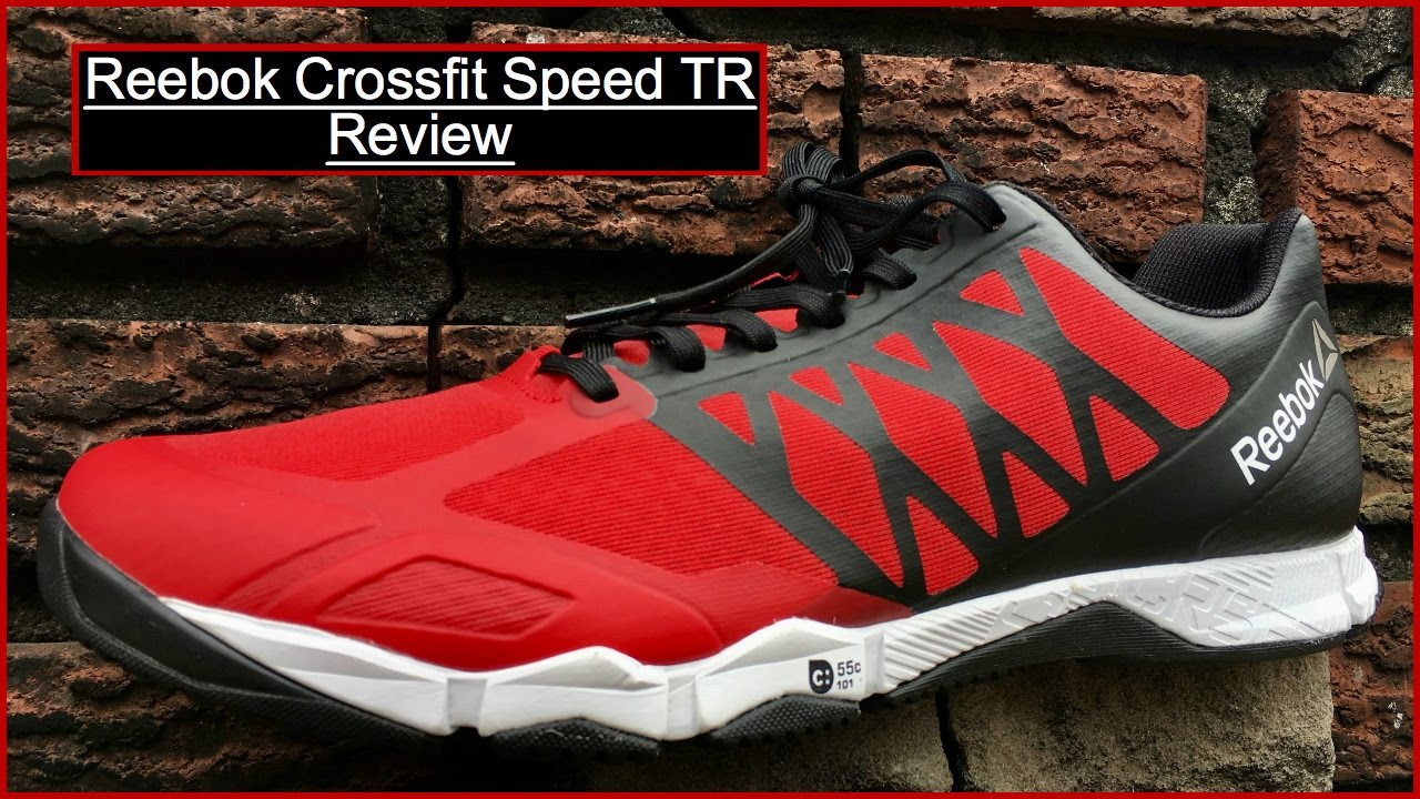ac75e8196865d8 Reebok Crossfit Speed TR Review - YouTube