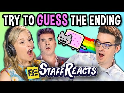 Thumbnail: TRY TO GUESS THE ENDING CHALLENGE! (ft. FBE Staff)