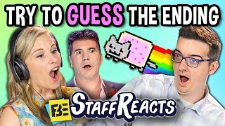 try to guess the ending challenge ft fbe staff
