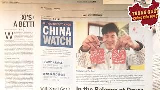 Trung Quốc Lan Thông Tin Sai Lệch qua Truyền Thông Phương Tây | Trung Quốc Không Kiểm Duyệt