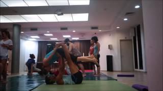 AcroYoga - StepUP moves