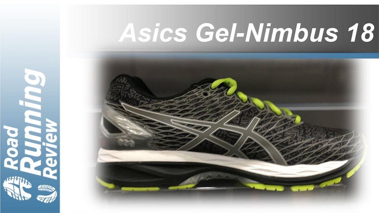 asics gel nimbus 18 review youtube. Black Bedroom Furniture Sets. Home Design Ideas