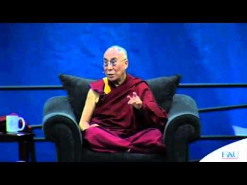 Dalai Lama speaks on Dealing with Enemies,Adversities & Gaining Self-Confidence