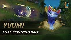 Yuumi Champion Spotlight | Gameplay - League of Legends