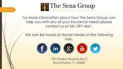 Car Insurance Rates Boca | The Sena Group | Boca Raton, FL