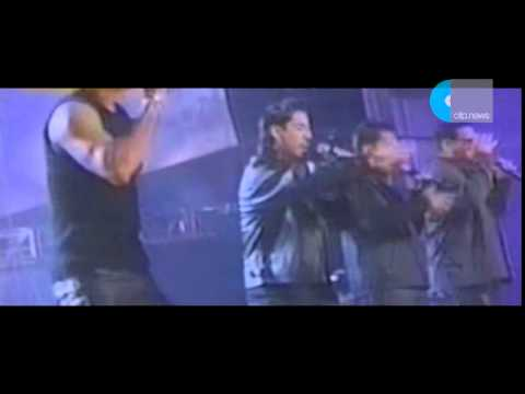 LFO ft. Son By Four - Westside Story/ A Puro Dolor/ Summer Girls (Live Alma Awards 99)