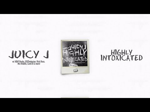 Juicy J - Freaky ft. A$AP Rocky & $UICIDEBOY$ (Highly Intoxicated)