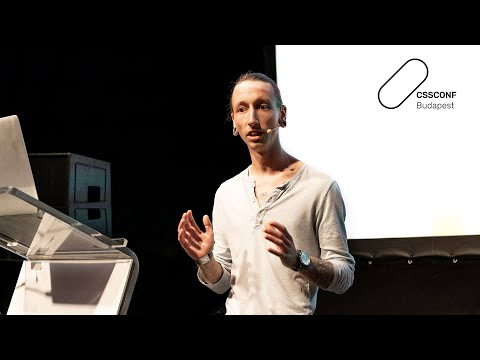 CSS Animation - Beyond Transitions By Steven Roberts   CSSConf BP 2019