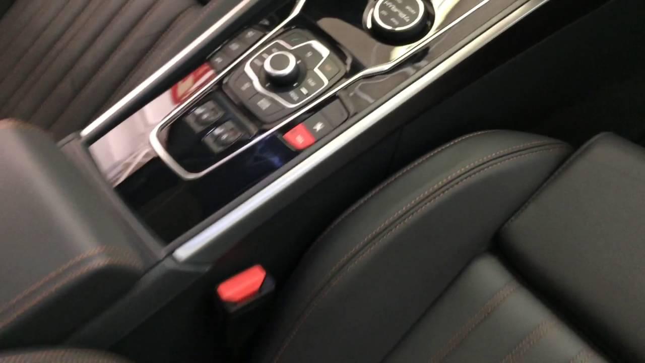 2013 peugeot 508 rxh hybrid interior