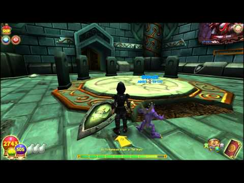 WIZARD101: THE BEST GUIDE TO THE NAMELESS KNIGHT PUZZLE
