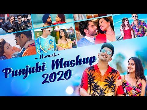 Punjabi Mashup 2020  Harnish Production  Jass Manak , Guri , Neha Kakkar , , Mahira Sharma