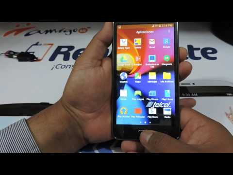 Screenshot Samsung Grand Prime (captura de pantalla)