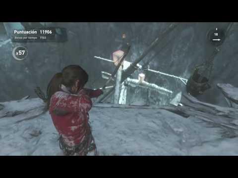 10,000 créditos rápidos en Rise Of Tomb Raider, nivel Expedición Perdida