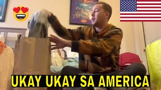 NAG UKAY2x SI DADDY SA AMERICA + HAUL AND WALKING SA SEATTLE WASHINGTON / Life in the USA