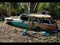 1958 Chevrolet Yeoman Abandoned and Rusting and more....