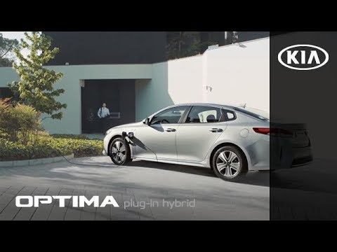 kia optima hybride rechargeable kia youtube. Black Bedroom Furniture Sets. Home Design Ideas