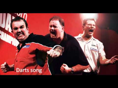 PDC Darts Song HQ ( No crowd Background)