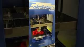Fabrikator Mini II In Printing ...