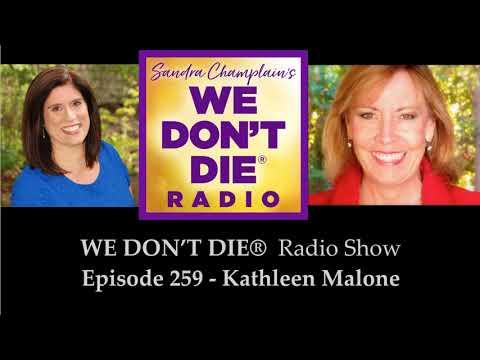Episode 259 Kathleen Malone  Sundance On Success to the Afterlife Symposium