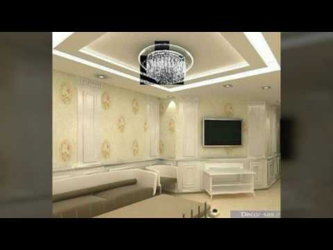 Placo platre laghouat faux plafond mod le 2016 youtube for Decoration salon avec ba13