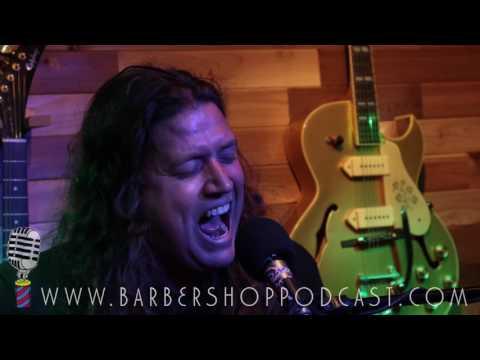 Barber Shop Podcast - Shjaane Glover - Live/Original Music