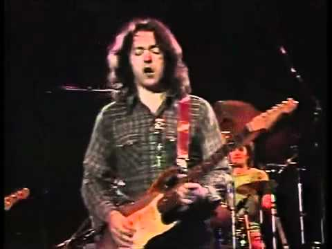 Rory Gallagher - Moonchild (Loreley 1982)