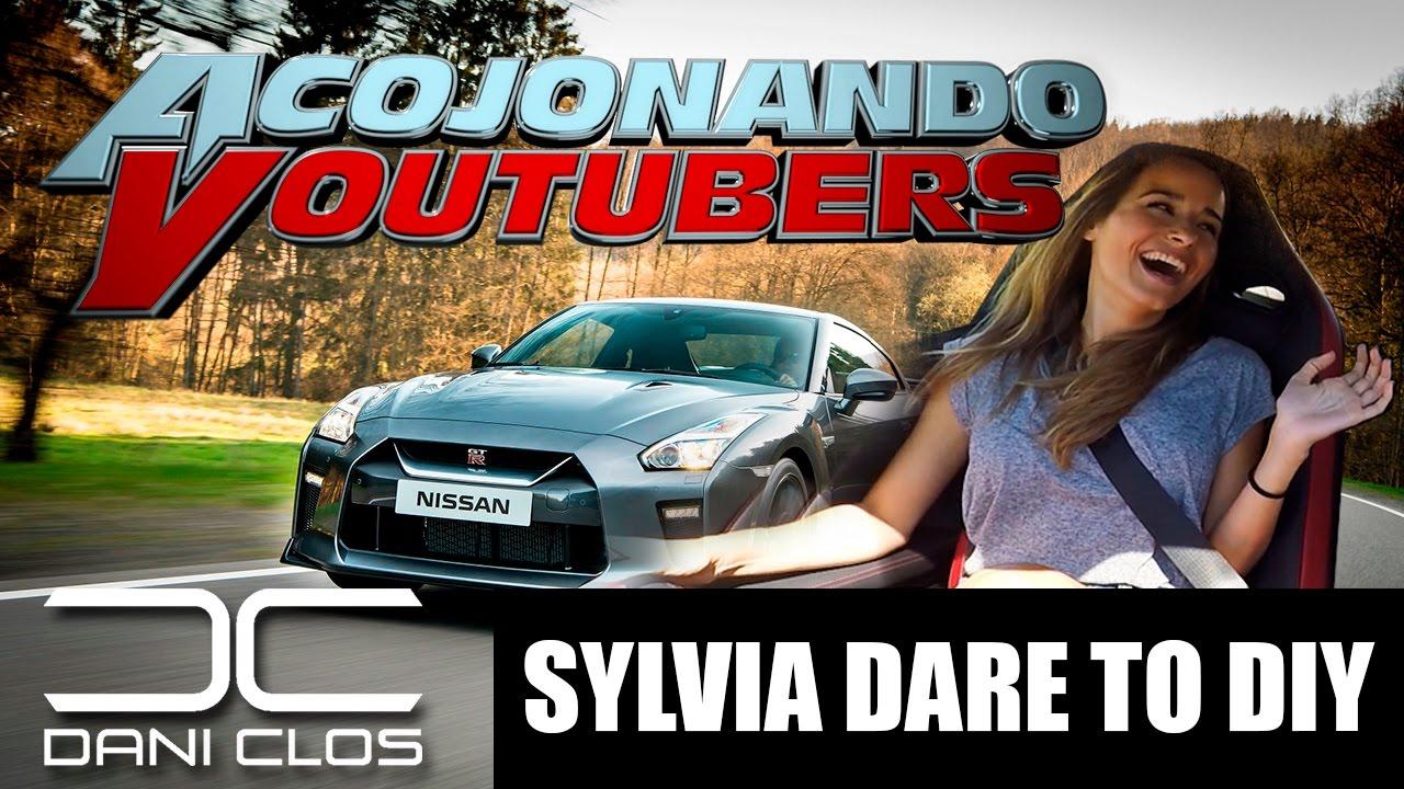 Acojonando a sylvia dare to diy l dani clos youtube - Sylvia dare to diy ...