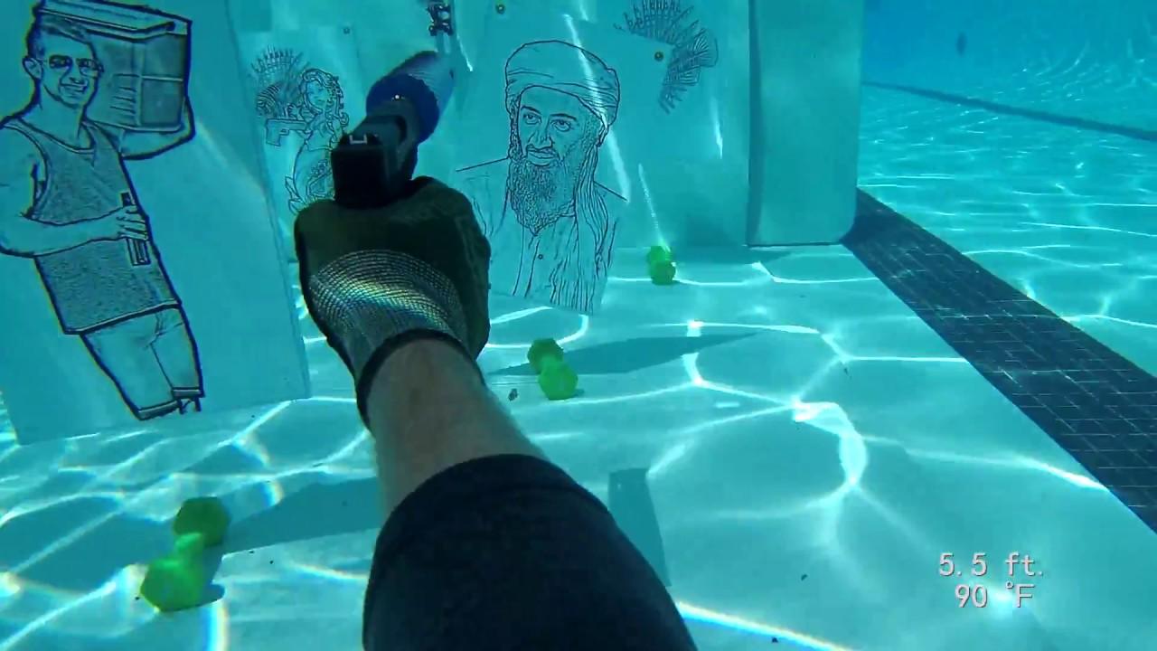 FireFishing on Daily Show Mermaid course | Glockfishing