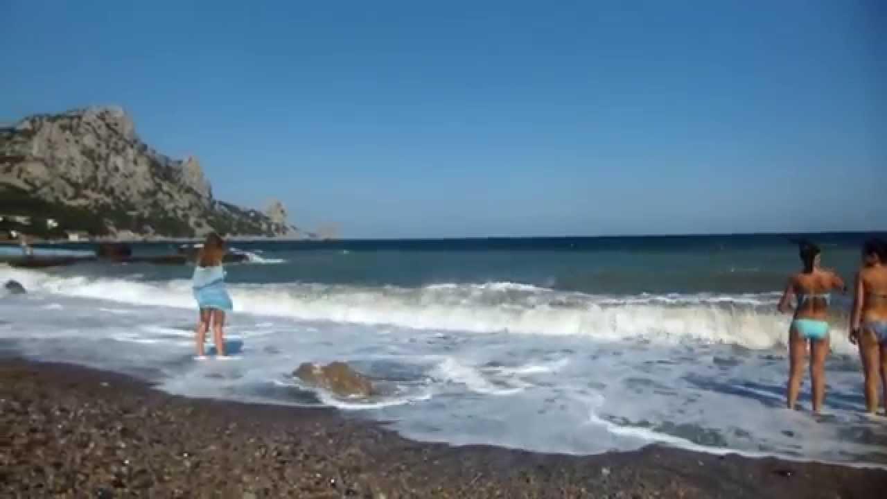 Кача пляжа крым 13