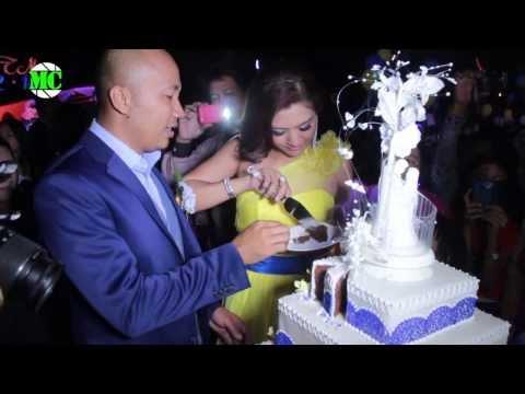 Thet Mon Myint & Tsit Naing's Wedding Dinner Party