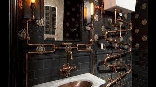 Ванная комната  Тенденции в дизайне 2014(Дизайн ванной комнаты, ее размеры будут во многом определять тот тип унитаза, который, на который стоит..., 2013-11-13T02:00:01.000Z)