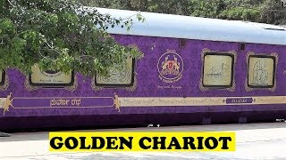 Golden Chariot Luxury Train Relaxing Whitefield