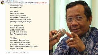 Download Video Mahfud MD: Jika Dilihat secara Hukum, Tak Ada yang Salah dengan Puisi Fadli Zon MP3 3GP MP4