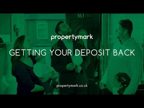 How to get your tenancy deposit back: 3 top tips (UK)