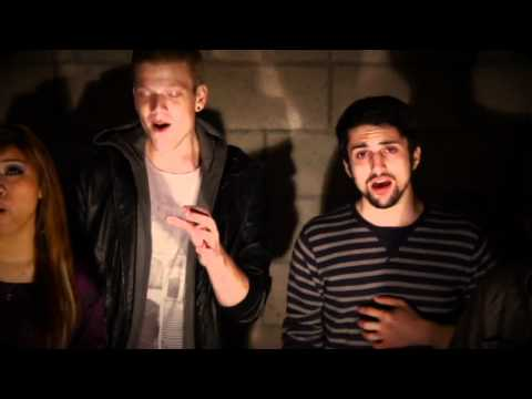 PENTATONIX - Somebody That I Used To Know COVER + LYRICS(HD)