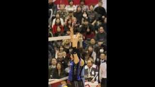 2011/12/11 Vリーグ 岡山開幕戦 トヨタ車体-久光製薬.