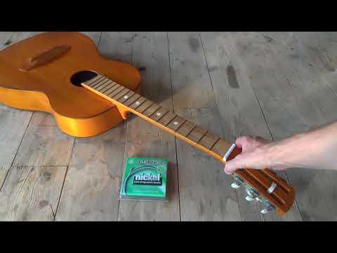 Как настроить семиструнную гитару в домашних условиях