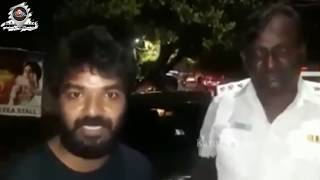 காவல் அதிகாரிகளுடன் நடிகர் ஜெய் _New movie news update