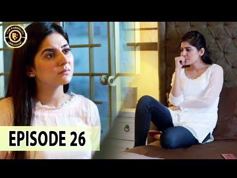 Teri Raza Episode 26 - 28th Dec - Sanam Baloch & Shehroz Sabzwari - Top  Pakistani Drama thumbnail