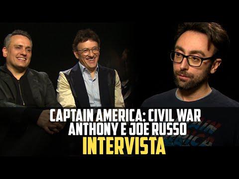 Captain America: Civil War - BadTaste.it intervista Anthony e Joe Russo