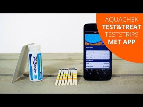 Aquachek Test &