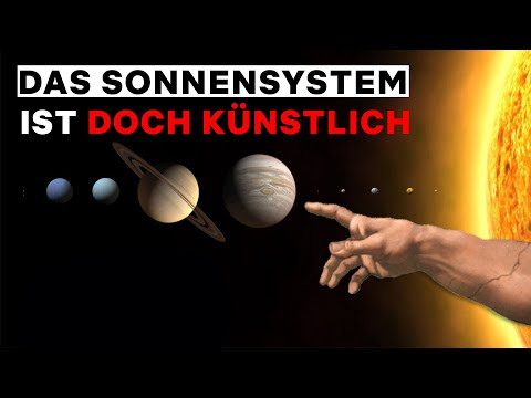 Wer hat unser Sonnensystem SO ANDERS erschaffen? Äußerst Seltsame ENTDECKUNG!