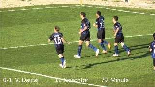 TSV 1860 München II vs. SV Waldhof Mannheim 07